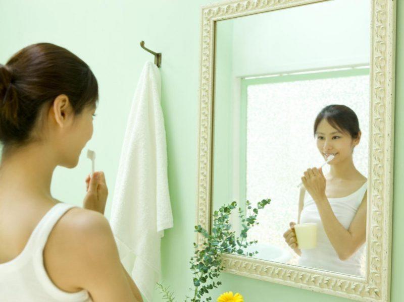 まさか!●%の人が朝に歯を磨いていない実情