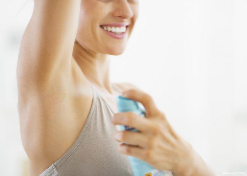 なかなか聞けない?!女性の制汗剤事情!●%が複数の制汗剤を所有し、●%が3種類以上も!!