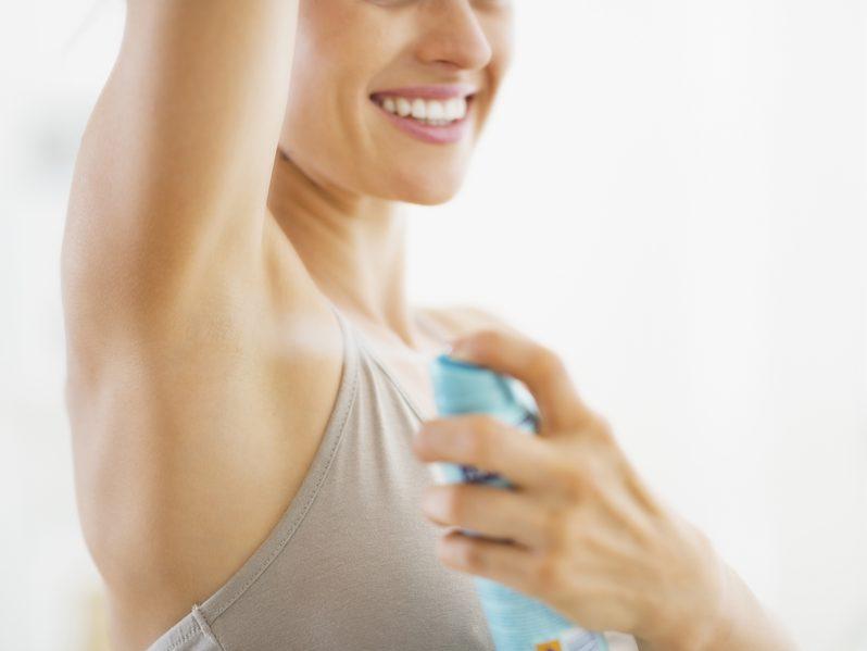 なかなか聞けない?!女性の制汗剤所有事情!●%が複数の制汗剤を所有し、●%が3種類以上も!!