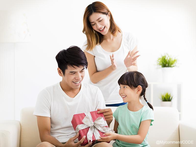 「父の日」のプレゼントといえば?父の日に関する実態調査