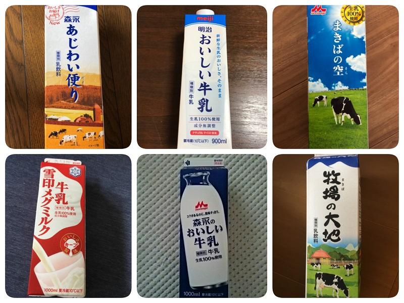 牛乳人気ランキング2019年夏!牛乳の購入に関する実態調査