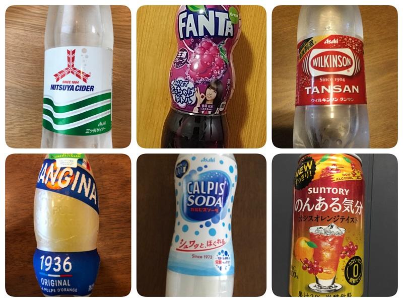 「炭酸飲料」人気ランキング2019年夏!炭酸飲料の購入に関する実態調査