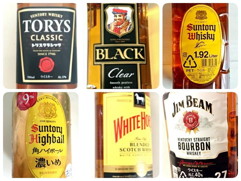 ウイスキー人気ランキング2019年秋!ウイスキーの購入に関する実態調査